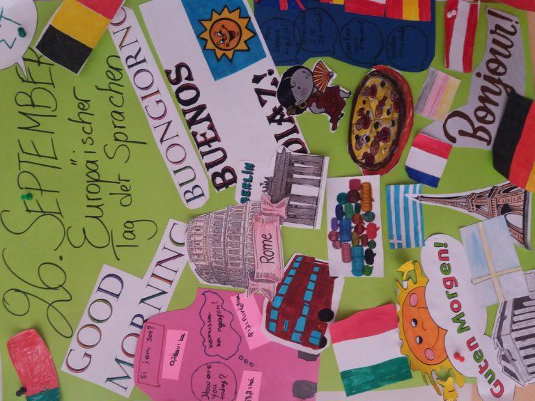 Ευρωπαϊκή Ημέρα Γλωσσών