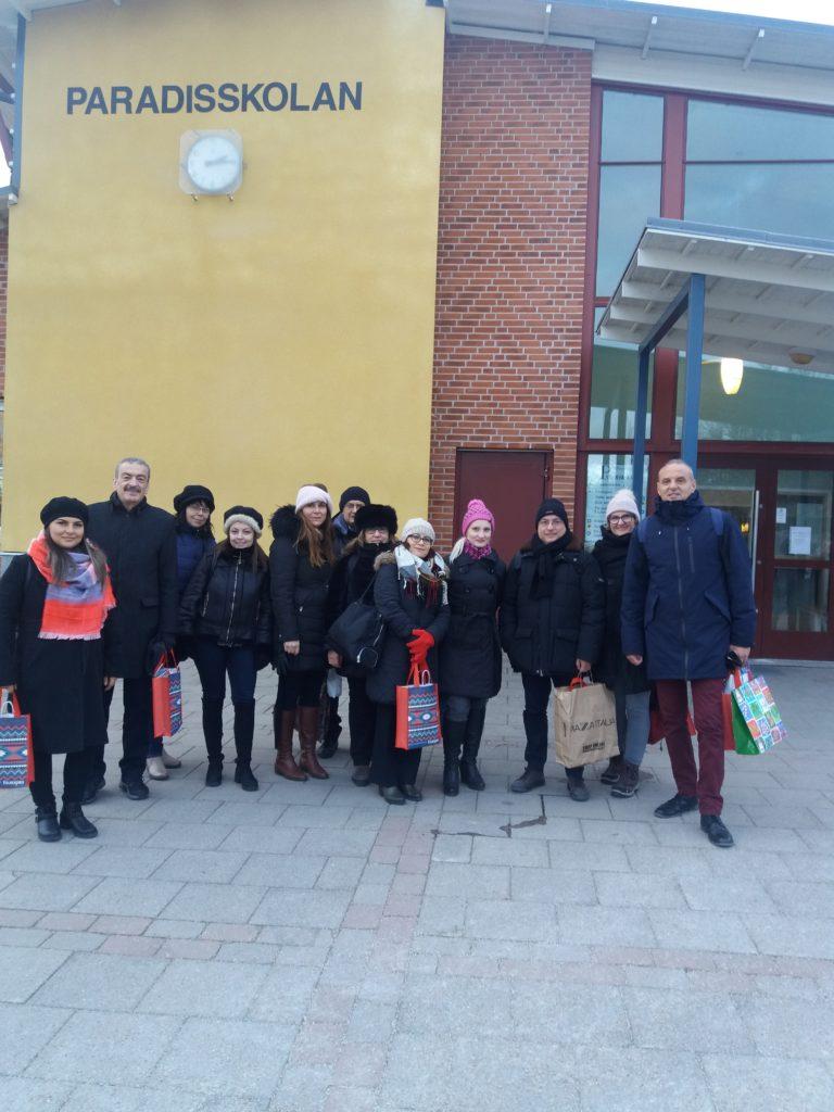 1η Συνάντηση Erasmus+