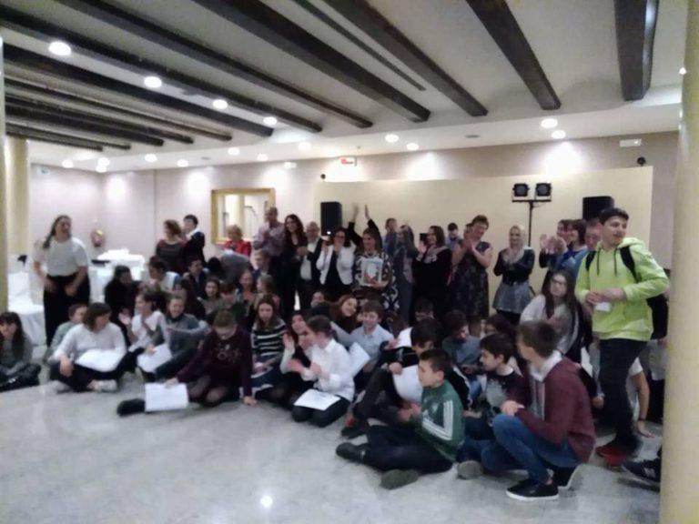 Erasmus + Αποστολή στη Ματέρα της Ιταλίας