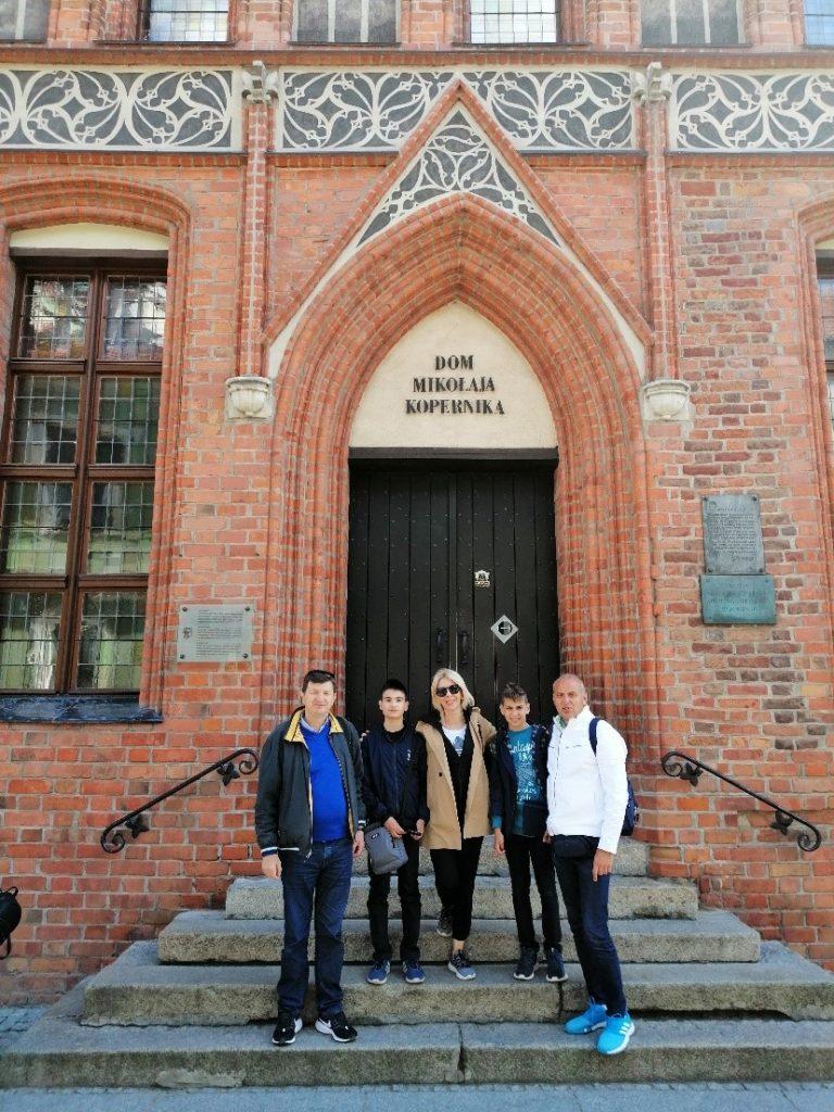 ΠΡΟΓΡΑΜΜΑ ERASMUS + To Δημοτικό Σχολείο Παλαγίας στο Lotz της Πολωνίας
