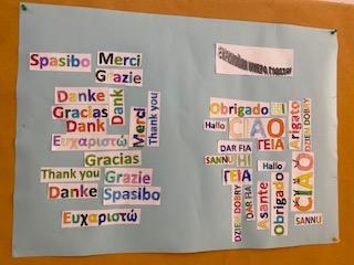 Εορτασμός Πανευρωπαϊκής Ημέρας Γλωσσών